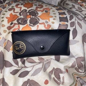 Rayban Glasses Case